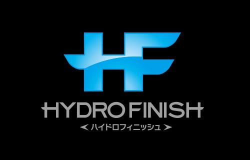 hydor finishロゴ